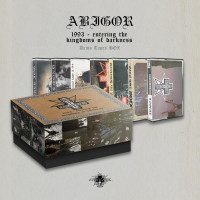 ABIGOR - 1993 - Entering the Kingdoms of Darkness (preorder)