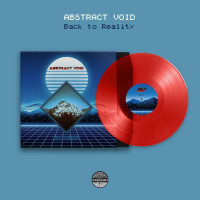 ABSTRACT VOID - Back to Reality (trans orange)