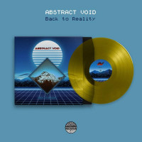 ABSTRACT VOID - Back to Reality (trans yellow)