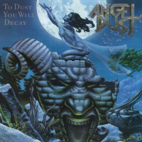 ANGEL DUST - To Dust You Will Decay (2020 silver)