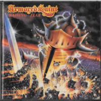 ARMORED SAINT - Raising Fear (1995 press)