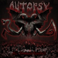AUTOPSY - All Tomorrow's Funerals  - digibook