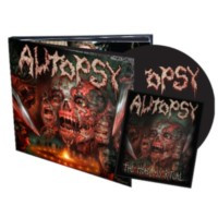 AUTOPSY - The Headless Ritual - digibook