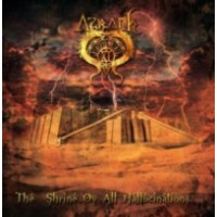 AZRATH XI - The shrine ov all hallucinations