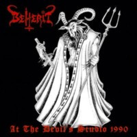 BEHERIT - At the devil's studio 1990