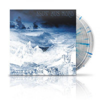 BLUT AUS NORD - Ultima Thule (clear blue splatter)