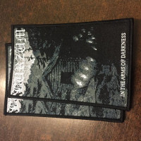 BURZUM - In the arms of darkness (patch)