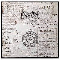 BURZUM - Order and Sigil (white cover)