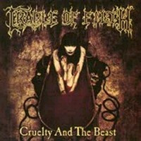 CRADLE OF FILTH - Cruelty and the beast - small patch