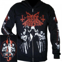 DARK FUNERAL - Shadow Monks - Zip Hood XL