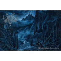 DARK FUNERAL - Where shadows foreever reign - Textile poster