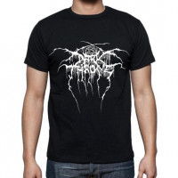 DARKTHRONE - Logo - TS M