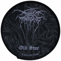 DARKTHRONE - Old Star Button Pin Set