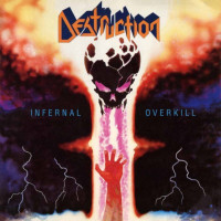 DESTRUCTION - Infernal ofverkill