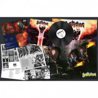 DESTRUCTION - Infernal overkill (black vinyl)