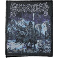 DISSECTION - Storm of the light bane - patch