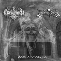 DODSFERD - GANZMORD - Doom and destroy - Split