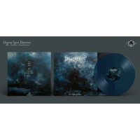 DRAWN INTO DESCENT - The Endless Endeavour (blue vinyl)