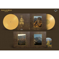 EARTH AND PILLARS - Earth II (yellow vinyls)