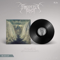 FORGOTTEN TOMB - Nihilistic Estrangement (black LP)