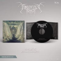 FORGOTTEN TOMB - Nihilistic Estrangement (digisleeve CD)