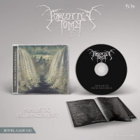 FORGOTTEN TOMB - Nihilistic Estrangement (jewel case CD)
