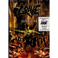 GRAVE - Enraptured (cd + dvd)
