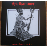 HELLHAMMER - Apocalyptic Raids (LP)