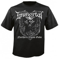IMMORTAL - Northern Chaos Gods (TS)