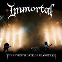 IMMORTAL - The seventh date of Blashyrkh - CD+DVD