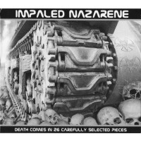 IMPALED NAZARENE - Death comes to you in 26 carefully selected pieces