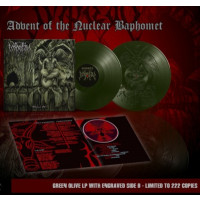 IMPIETY - Advent Of The Nuclear Baphomet - Ltd