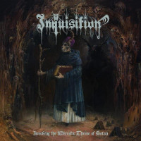 INQUISITION - Invoking The Majestic Throne Of Satan -  NICE PRICE
