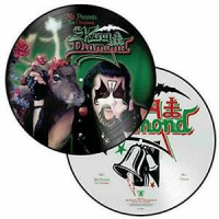 KING DIAMOND - No presents for Christmas (picture LP)