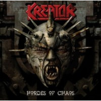 KREATOR - Hordes of chaos - LIM CD DVD