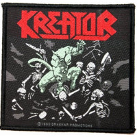 KREATOR - Pleasure to kill - Patch