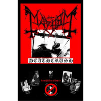 MAYHEM - Deathcrush - FLAG