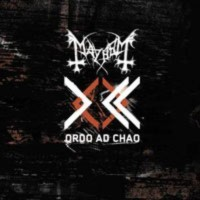 MAYHEM - Ordo ad chao -LimEd metal box