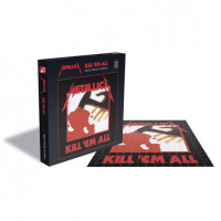 METALLICA - Kill Em All (500 PIECE JIGSAW PUZZLE)