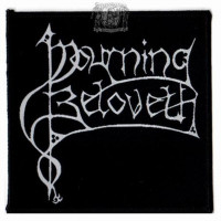 MOURNING BELOVETH - Logo - patch
