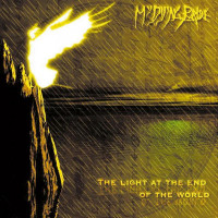 MY DYING BRIDE - The light at the end of the world (vinyl)