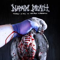 NAPALM DEATH - Throes of joy in the jaws of.. (Mediabook)