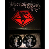 NECROMANTIA - Chthonic Years / Demo Collection