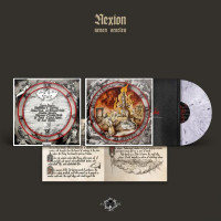 NEXION - Seven Oracles (LP) white black marble vinyl