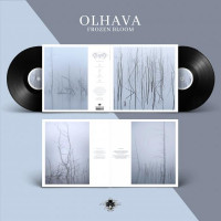 OLHAVA - Frozen Bloom (black vinyl)