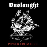ONSLAUGHT - Power from hell - Ltd
