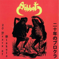 SABBAT - 20 years Live of Blokula