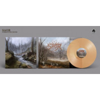 SAOR - Forgotten Paths - (beer color vinyl)