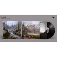 SAOR - Forgotten Paths (black vinyl)