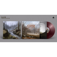 SAOR - Forgotten Paths (oxblood vinyl)